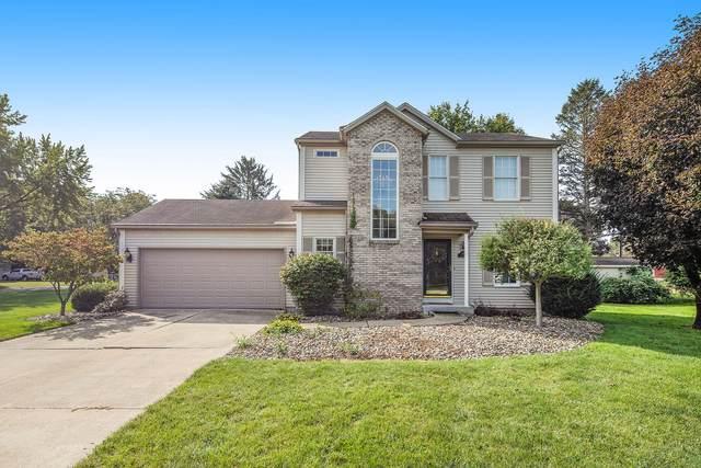 605 Lynn Drive, Berrien Springs, MI 49103 (MLS #21109285) :: Sold by Stevo Team | @Home Realty