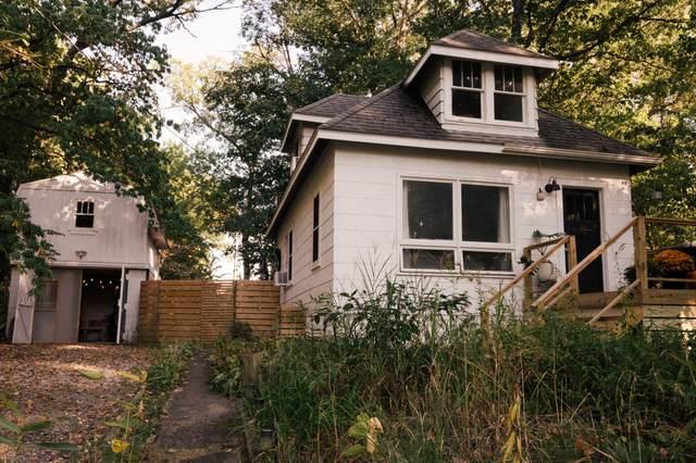 18335 Oakland Drive, New Buffalo, MI 49117 (MLS #21109297) :: The Hatfield Group