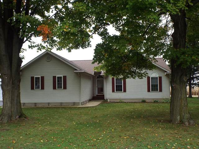 1900 W Fitchburg Road, Leslie, MI 49251 (MLS #21109311) :: JH Realty Partners