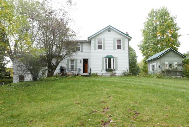 10400 S Banfield Road, Dowling, MI 49050 (MLS #21109334) :: Sold by Stevo Team | @Home Realty