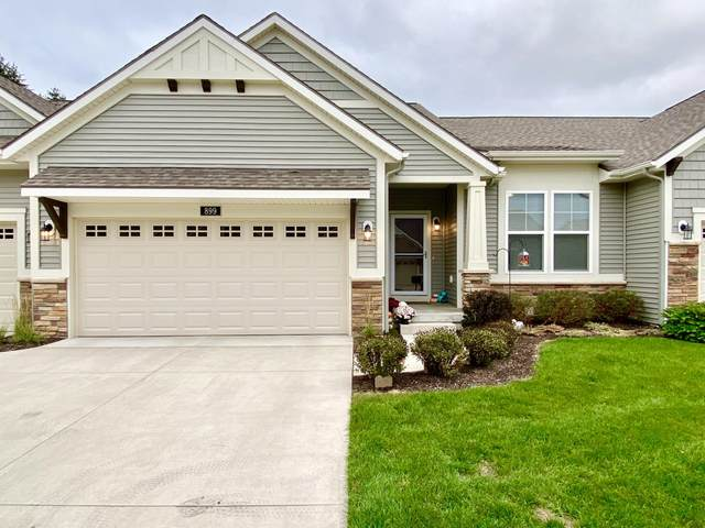899 Cooks Crossing Drive SE, Byron Center, MI 49315 (MLS #21109355) :: JH Realty Partners