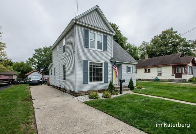 3036 Barrett Avenue SW, Grandville, MI 49418 (MLS #21109479) :: Fifth Floor Real Estate