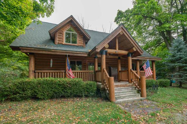 283 Blue Star Highway, South Haven, MI 49090 (MLS #21109491) :: The Hatfield Group