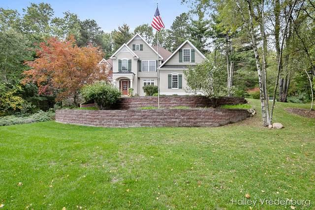 5781 Dix Drive NE, Belmont, MI 49306 (MLS #21109590) :: Sold by Stevo Team   @Home Realty