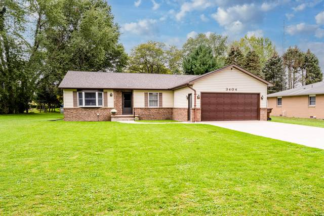 3404 Cedar Lane, Bridgman, MI 49106 (MLS #21109632) :: The Hatfield Group