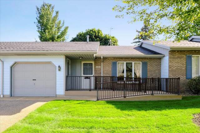 2846 Valley Spring Drive #84, Caledonia, MI 49316 (MLS #21109633) :: JH Realty Partners