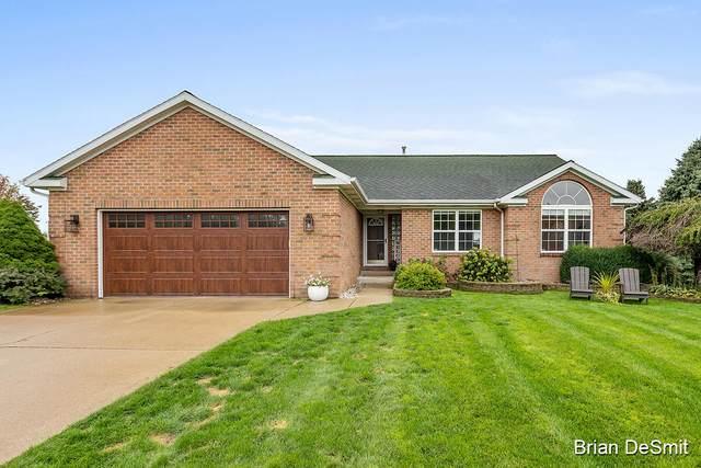5870 Terrace Ridge Drive NE, Rockford, MI 49341 (MLS #21109683) :: Sold by Stevo Team | @Home Realty