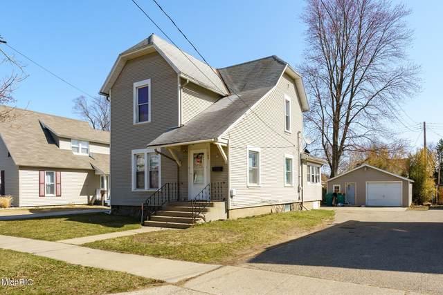 150 Mckinley Avenue N, Battle Creek, MI 49017 (MLS #21109705) :: The Hatfield Group