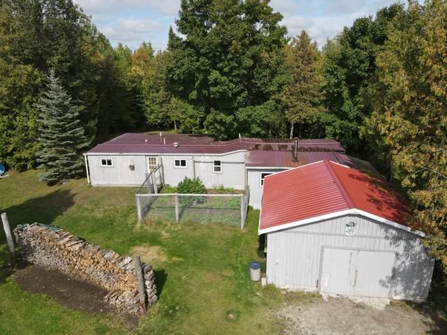 6930 Long Lake Road, Alpena, MI 49707 (MLS #21109724) :: Deb Stevenson Group - Greenridge Realty