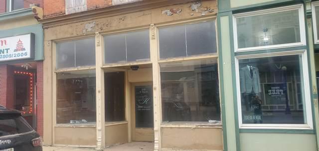 308 W Main Street, Hudson, MI 49247 (MLS #21109740) :: The Hatfield Group