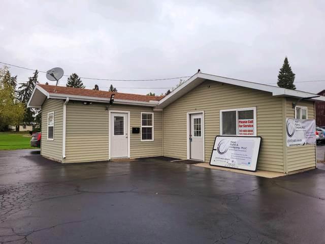 1203 Wolf Creek Highway, Adrian, MI 49221 (MLS #21109778) :: Sold by Stevo Team | @Home Realty