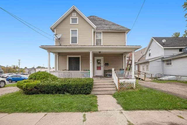 419 E Church Street, Adrian, MI 49221 (MLS #21109782) :: Sold by Stevo Team | @Home Realty