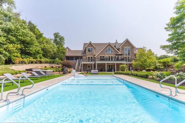2119 E Snow Road, Berrien Springs, MI 49103 (MLS #21109797) :: Sold by Stevo Team | @Home Realty