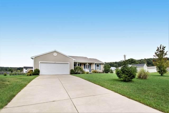 3279 Cardinal Hills Trail, Kalamazoo, MI 49004 (MLS #21109833) :: Sold by Stevo Team | @Home Realty