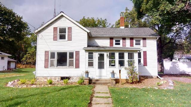 323 E Spruce Street, Marshall, MI 49068 (MLS #21109860) :: Sold by Stevo Team   @Home Realty