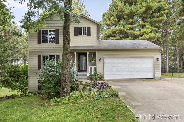 7264 High Timber Drive, Greenville, MI 48838 (MLS #21109864) :: The Hatfield Group