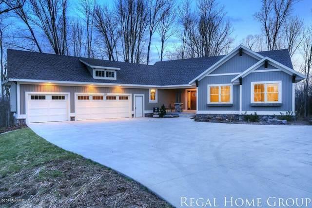4121 Mason Street, Zeeland, MI 49464 (MLS #21109882) :: Fifth Floor Real Estate