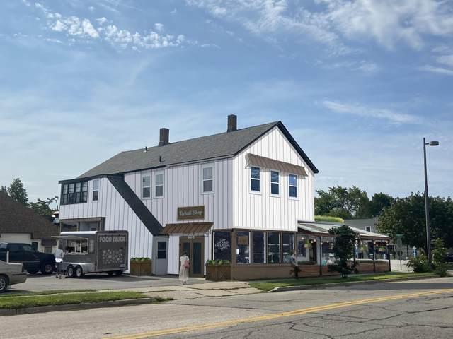 300 N 7th Street, Grand Haven, MI 49417 (MLS #21109895) :: Keller Williams Realty | Kalamazoo Market Center