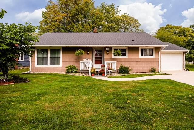 410 N Harrison Street, Berrien Springs, MI 49103 (MLS #21109896) :: Sold by Stevo Team | @Home Realty