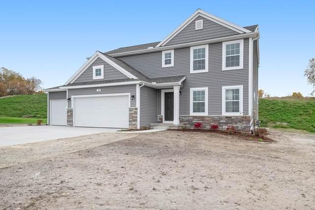 8686 Prairie Stone Drive, Byron Center, MI 49315 (MLS #21109933) :: JH Realty Partners