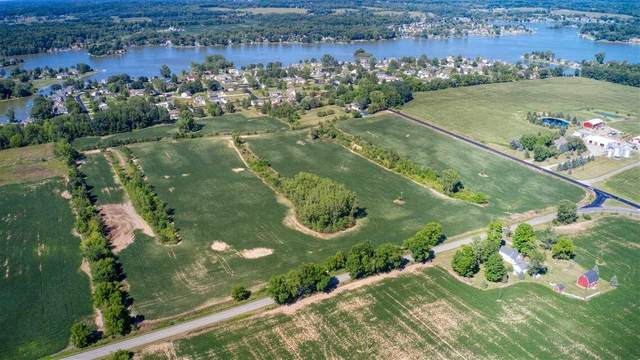8000-BLK Parcel A Slee Road, Onsted, MI 49265 (MLS #21109959) :: The Hatfield Group