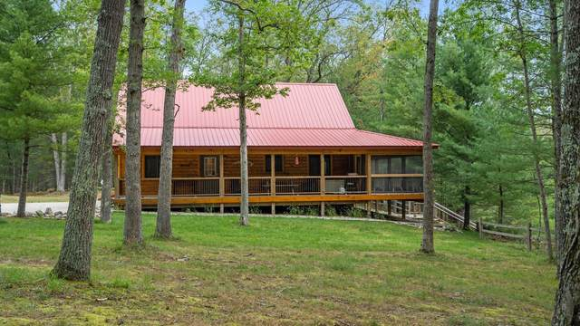 9598 W River Road 2 Parcels, Irons, MI 49644 (MLS #21109960) :: The Hatfield Group