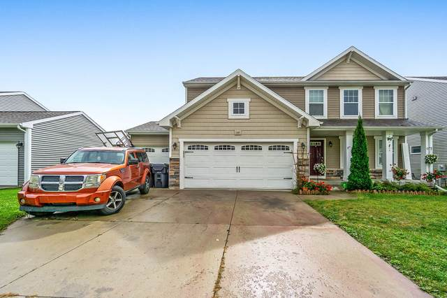 1107 Odell Farm Lane, Vicksburg, MI 49097 (MLS #21109963) :: Sold by Stevo Team | @Home Realty