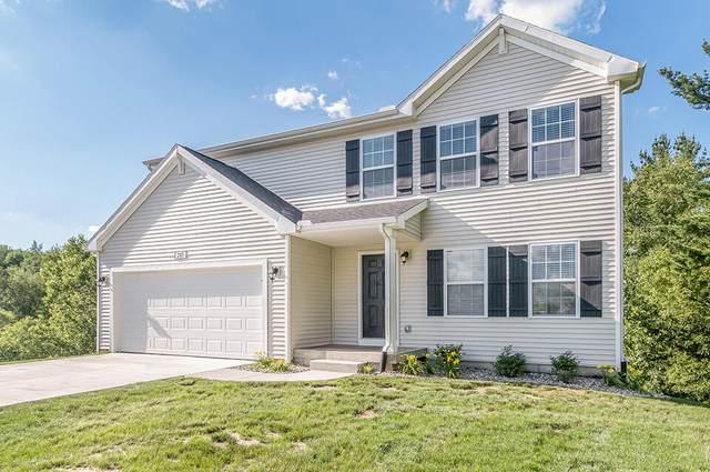 10447 Schrier Lane, Portage, MI 49024 (MLS #21109965) :: JH Realty Partners