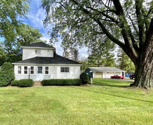 286 Bater Road, Coldwater, MI 49036 (MLS #21109971) :: The Hatfield Group