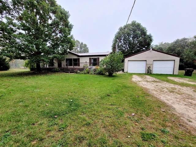 1721 Schmeid Road, Six Lakes, MI 48886 (MLS #21109992) :: Sold by Stevo Team | @Home Realty