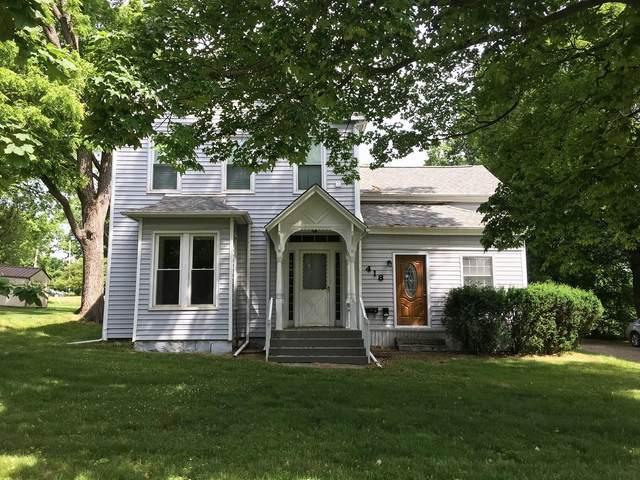 418 W Chicago Street, Jonesville, MI 49250 (MLS #21109995) :: CENTURY 21 C. Howard