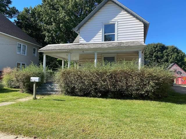 207 E Delaware Street, Decatur, MI 49045 (MLS #21110028) :: Sold by Stevo Team   @Home Realty