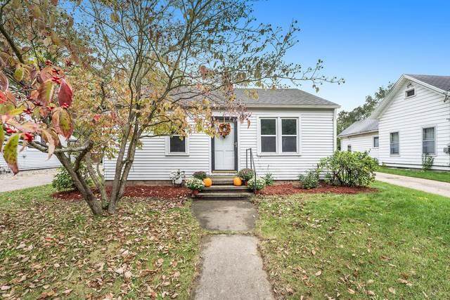 119 Robinson Street, Allegan, MI 49010 (MLS #21110102) :: Sold by Stevo Team   @Home Realty