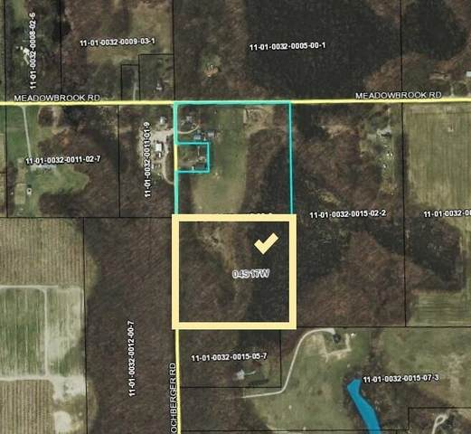 0000 Meadowbrook Road, Benton Harbor, MI 49022 (MLS #21110184) :: JH Realty Partners
