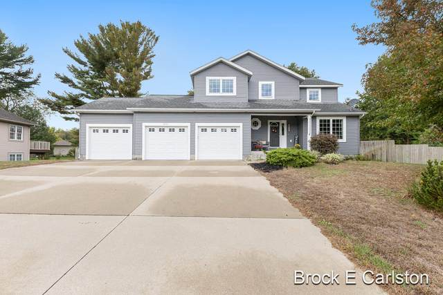 5111 Chanick Street, Norton Shores, MI 49441 (MLS #21110214) :: Sold by Stevo Team | @Home Realty