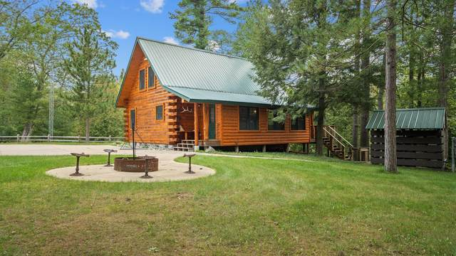 9588 W River Road 35.79 Acres, Irons, MI 49644 (MLS #21110255) :: The Hatfield Group