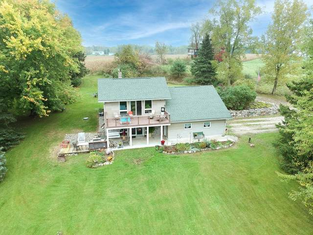 2750 W Almy Road, Six Lakes, MI 48886 (MLS #21110256) :: Sold by Stevo Team | @Home Realty
