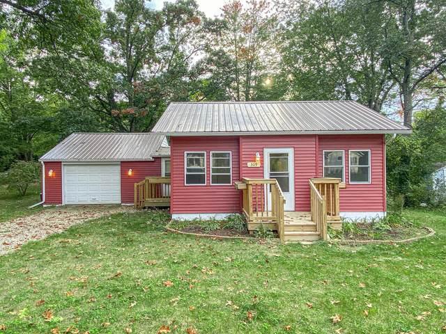 309 N John Street, Decatur, MI 49045 (MLS #21110343) :: Sold by Stevo Team   @Home Realty