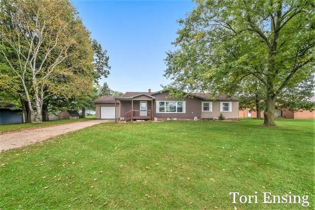 4733 W Stanton Road, Stanton, MI 48888 (MLS #21110358) :: Sold by Stevo Team   @Home Realty