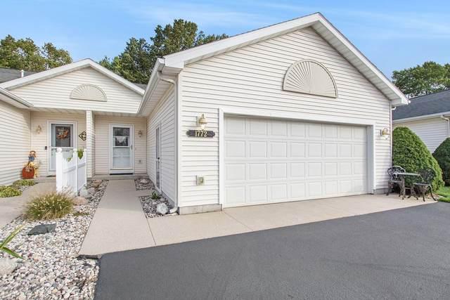 1772 Pine Ridge Drive, Manistee, MI 49660 (MLS #21110378) :: Sold by Stevo Team | @Home Realty