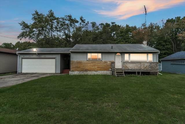 492 E Grove Avenue, Michigan Center, MI 49254 (MLS #21110418) :: Sold by Stevo Team | @Home Realty