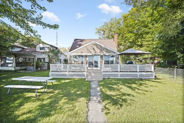 3980 Utopia Drive, Clark Lake, MI 49234 (MLS #21110425) :: Sold by Stevo Team   @Home Realty