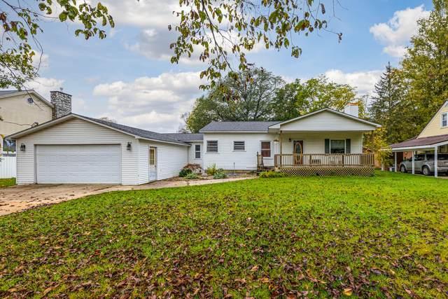 815 Grant Street, Big Rapids, MI 49307 (MLS #21110434) :: The Hatfield Group