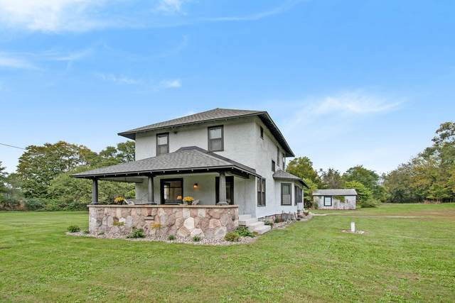 3914 W Michigan Avenue, Battle Creek, MI 49037 (MLS #21110451) :: The Hatfield Group