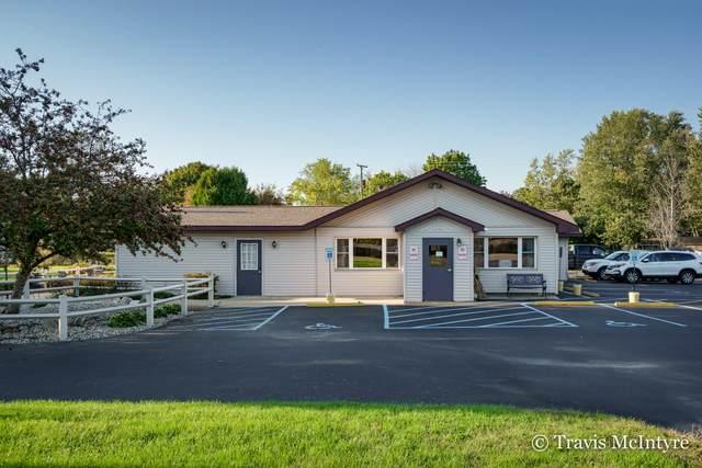 420 E Capital Ave, Bellevue, MI 49021 (MLS #21110467) :: The Hatfield Group