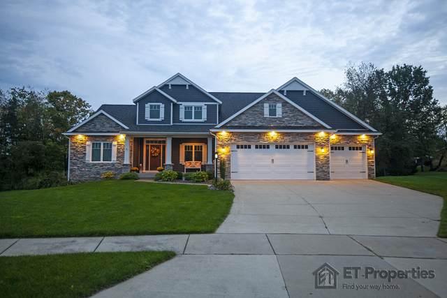 6400 Summer Meadows Drive NE, Rockford, MI 49341 (MLS #21110469) :: The Hatfield Group
