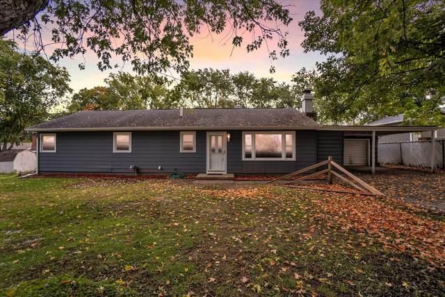 4105 Oriole Drive, Jackson, MI 49202 (MLS #21110505) :: Sold by Stevo Team | @Home Realty