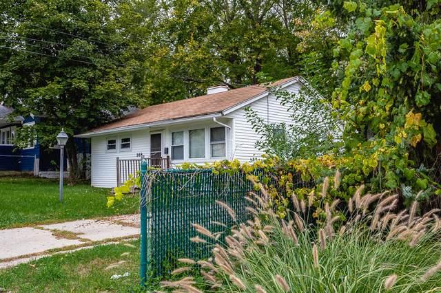 148 E Prospect Street, Jackson, MI 49203 (MLS #21110528) :: Sold by Stevo Team | @Home Realty