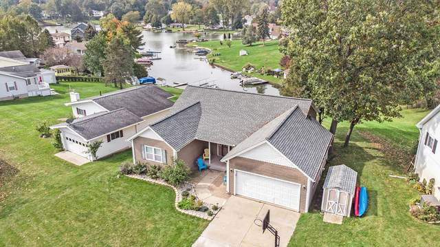 11738 Greenbriar Drive, Jerome, MI 49249 (MLS #21110553) :: Sold by Stevo Team   @Home Realty