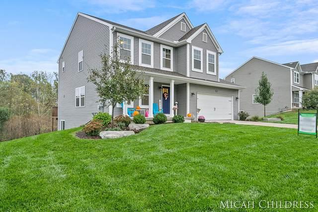 633 Wild Flower Drive, Wayland, MI 49348 (MLS #21110560) :: Sold by Stevo Team | @Home Realty